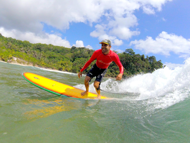 5 técnicas básicas de surf para aprender a surfar do zero
