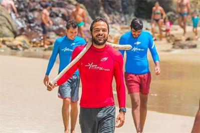 Fredrick Rootham da EasyDrop Surf Camp