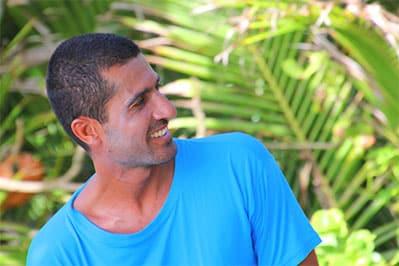 Thiago Setúbal da EasyDrop Surf Camp