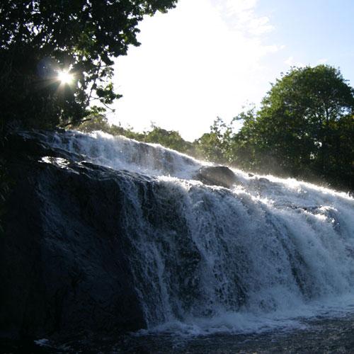 Cachoeira do Tijuípe em Itacaré, Bahia
