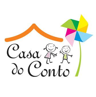 Logotipo de Casa do Conto